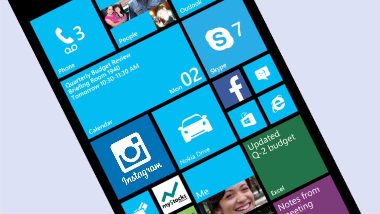 E oficial! De azi Instagram e şi pe Windows Phone 8