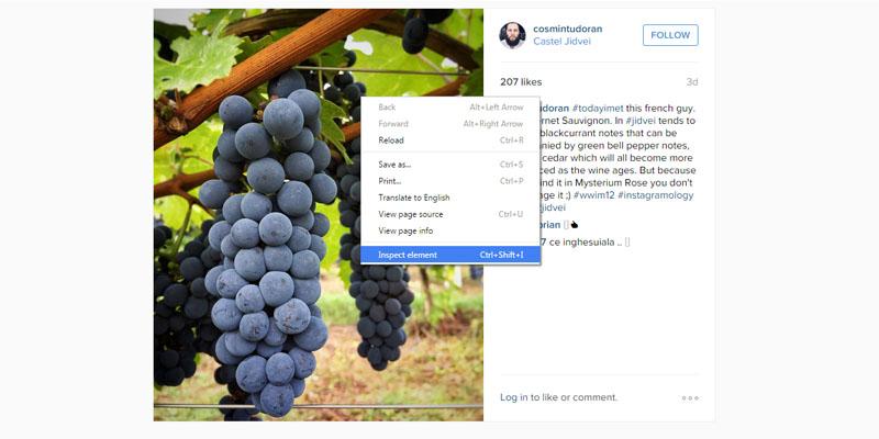 Cosmin Tudoran Instagram 3