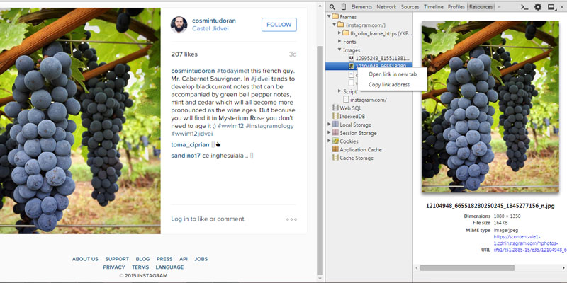 Cosmin Tudoran Instagram 4