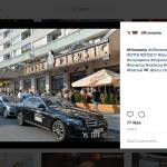 mercedes-benz instagram tiff