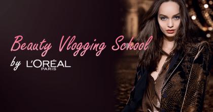 scoala de vlogging by L'Oreal Paris