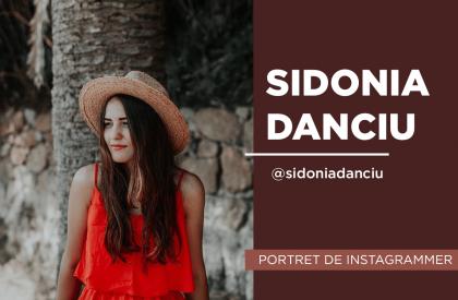 portret de instagrammer sidonia danciu