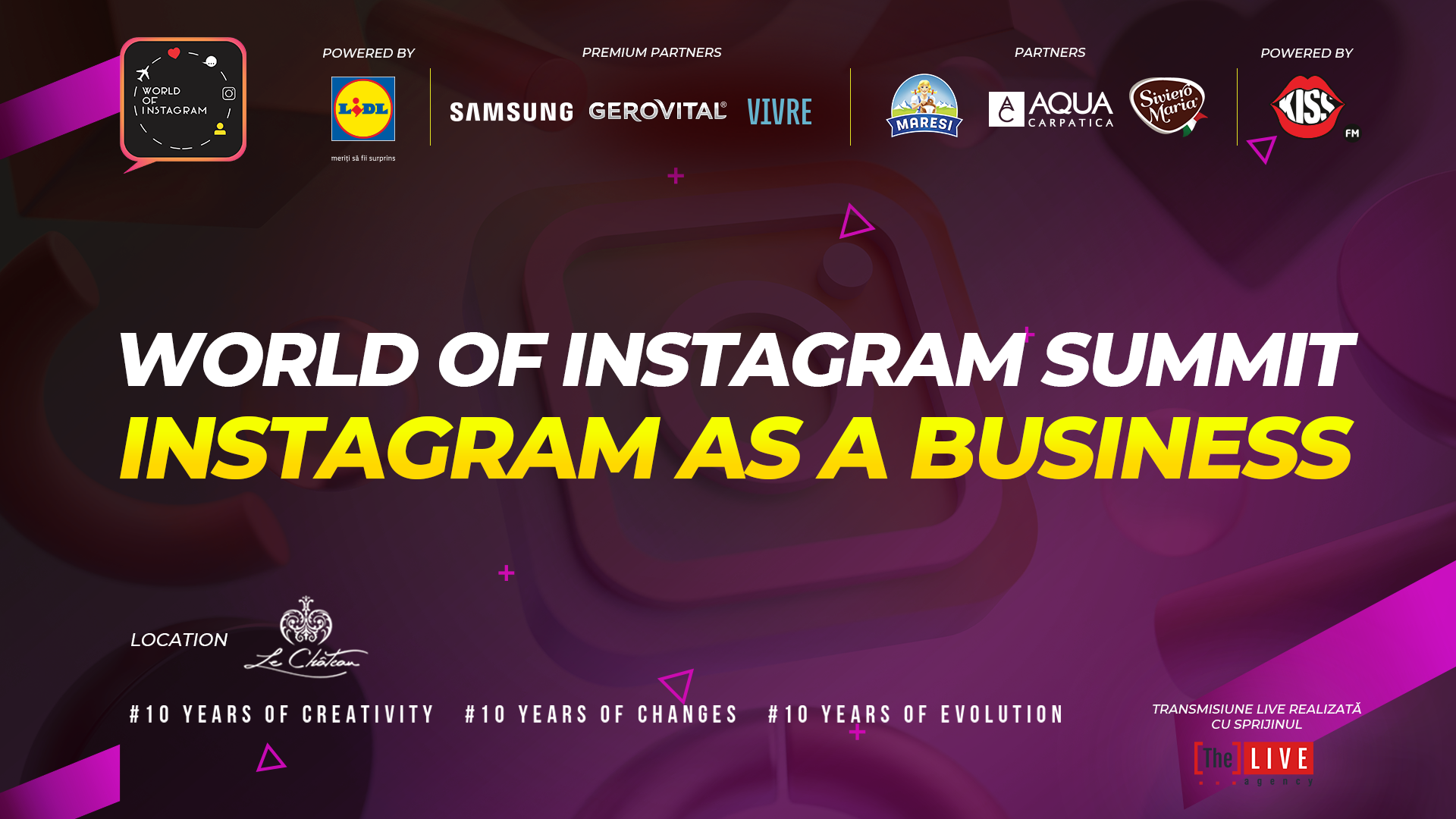 INSTAGRAM AS A BUSINESS
