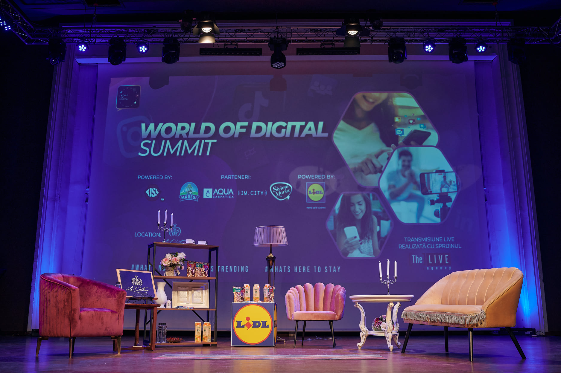 World of Digital Summit 2021 – Day 1 – What's now