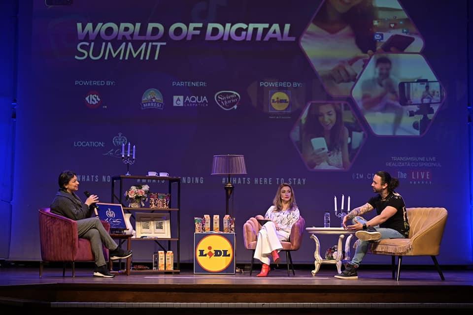 World of Digital Summit 2021 - diceanu