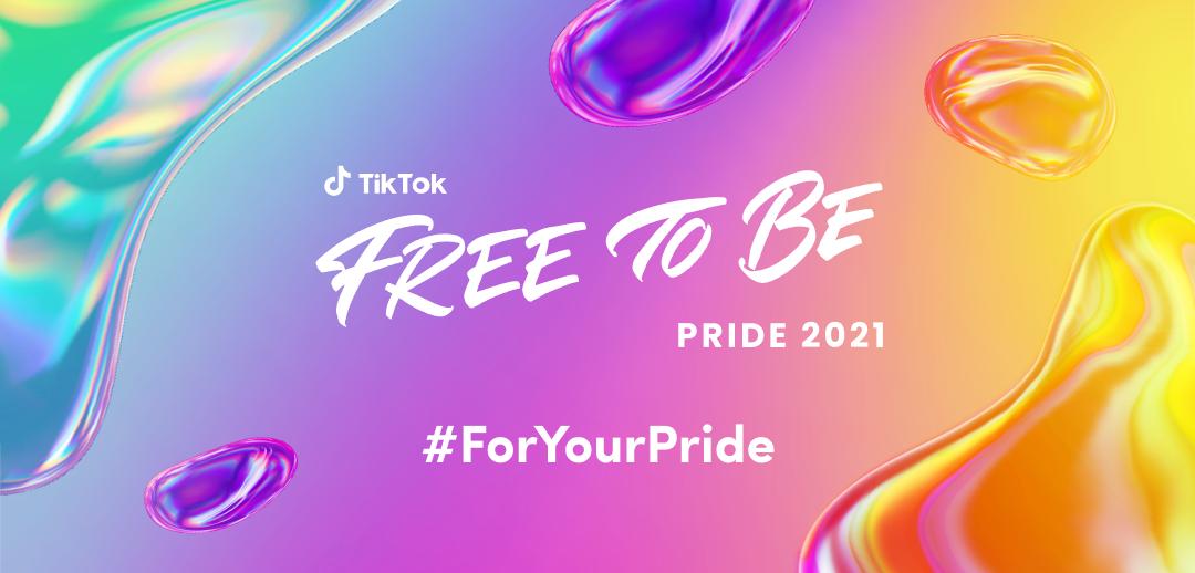 TikTok sărăbtorește Pride monthși comunitatea LGBTQ+ în stil propriu
