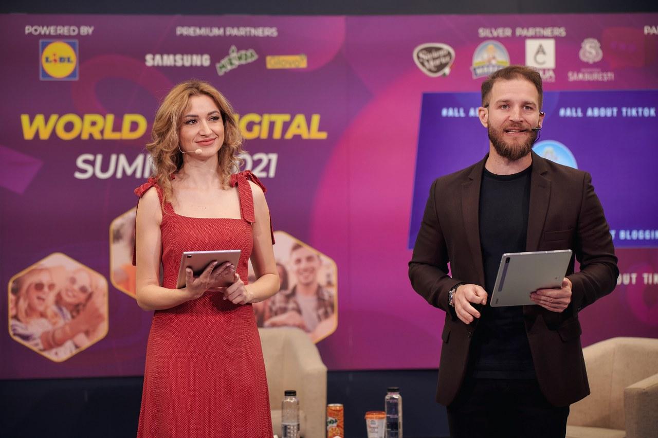 World of Digital Summer 2021 – Day 1: Despre influenceri, video și comunități