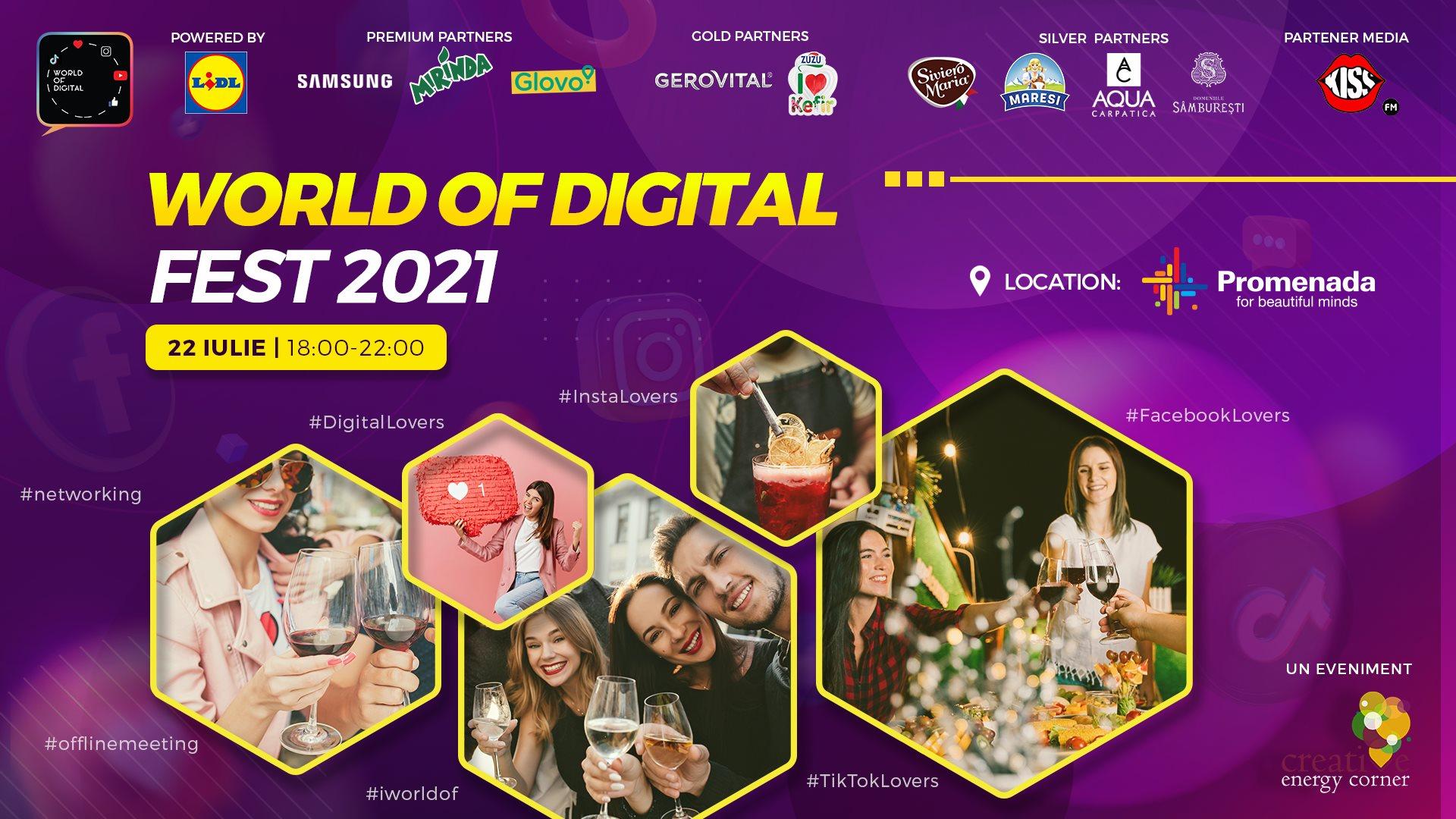 World of Digital Fest 2021