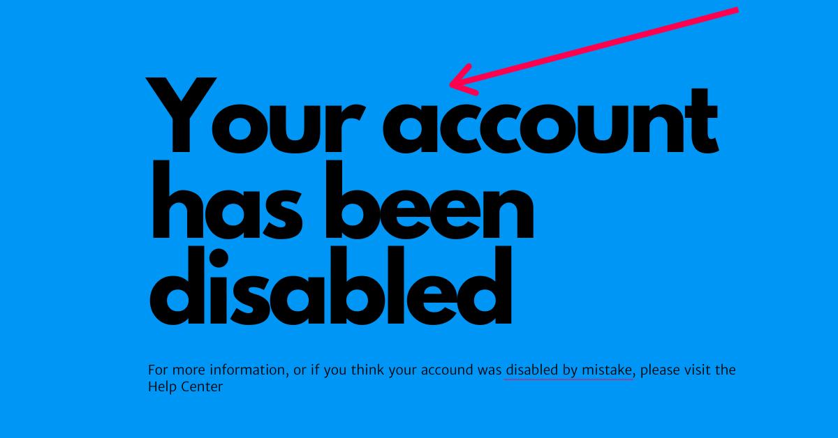 Ai un cont de Facebook suspendat? Află ce-i de făcut să-l recuperezi!