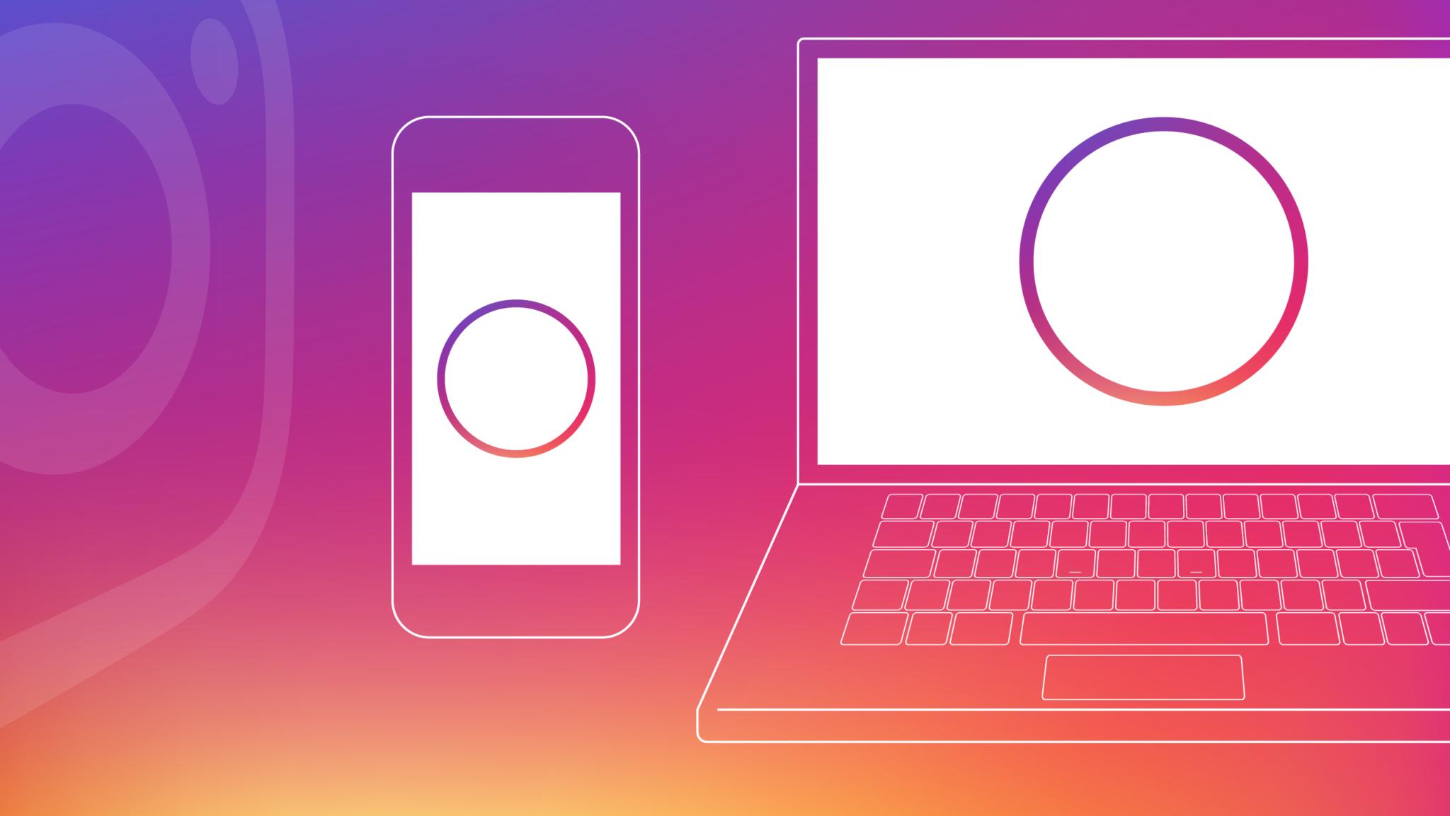 De acum poți publica pe Instagram direct de pe desktop